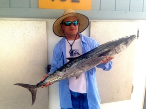 Scouting Kingfish - tampa bay fishing charters - 2