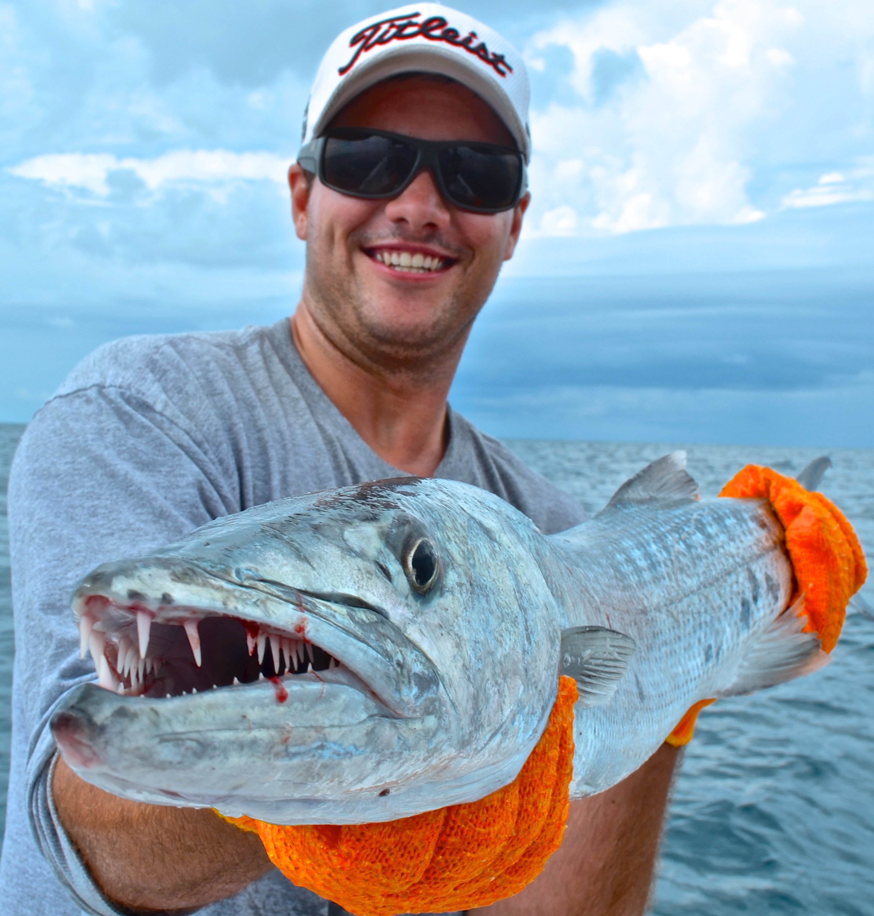 best st pete fishing charter summer time big fish