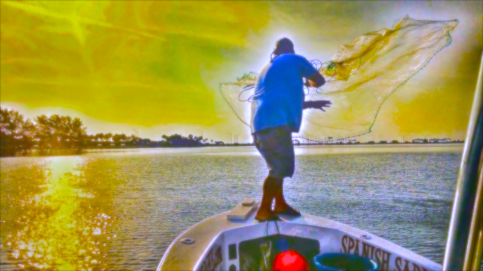 St. Pete fishing charter captain
