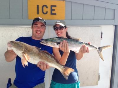 Tampa Bay Fishing Charter Trips